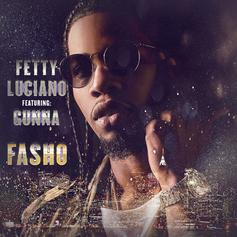 "Gunna Supports The Shmoney Cause On Fetty Luciano's ""FASHO"""
