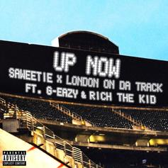 "Saweetie & London On Da Track Tap G-Eazy & Rich The Kid For ""Up Now"""