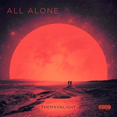 """THEMXXNLIGHT Releases Ultra Smooth New Song """"All Alone"""""""