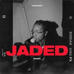 """Jacquees Flips Drake's """"Jaded"""" For His Latest QueMix"""