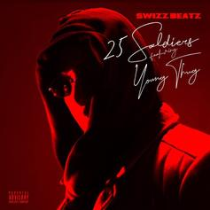"""Swizz Beatz & Young Thug Go To War On """"25 Soldiers"""""""