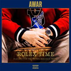 "CyHi The Prynce Joins AWAR On ""Rolex Time"""
