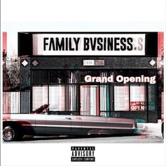 """KXNG Crooked's Family Bvsiness Drops Off """"Grand Opening"""""""