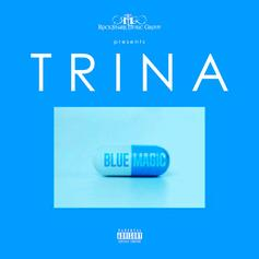 "Trina Releases ""Blue Magic"" EP Ft. Boosie Badazz, Kash Doll & More"