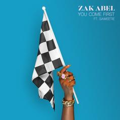 "Saweetie Joins Zak Abel On ""You Come First"""