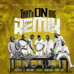"""Yella Beezy Gets T.I., Rich The Kid, 2 Chainz, & More For """"That's On Me"""" Remix"""