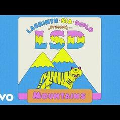 """Diplo, Sia & Labrinth Come Together As LSD On """"Mountains"""""""