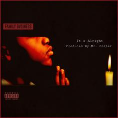 "KXNG Crooked's Family Bvsiness Deliver Bars On ""It's Alright"""