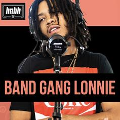 Band Gang Lonnie Gets In His Zone In New HNHH Freestyle Session