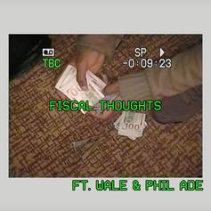 """Wale & Phil Ade Join Smoke DZA On New Song """"Fiscal Thoughts"""""""