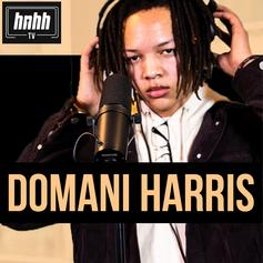Domani Harris Gets Soulful On His HNHH Freestyle Session