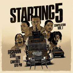 "Mass Appeal Records Drops Off ""Starting 5, Vol .1"" EP Feat. Nas, Fashawn & More"