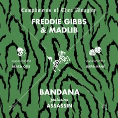"Freddie Gibbs & Madlib Tap Assassin For ""Bandana"""