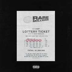 "K Camp's Pockets Stay Fat On ""Lottery"""