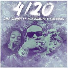 "Jim Jones Calls On Wiz Khalifa & Curren$y to Deliver ""4/20"""