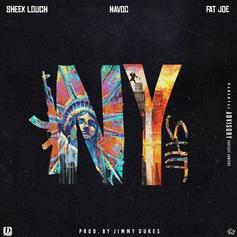 """Sheek Louch Taps Havoc & Fat Joe For Appropriately Titled """"New York Shit"""""""