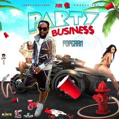 """Popcaan Is Back With """"Party Business"""""""