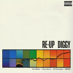 "Diggy Makes Sure The Bag Is Secured On ""Re-Up"""