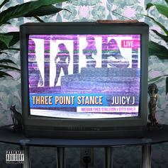"""Juicy J's """"Three Point Stance"""" Ft. Megan Thee Stallion & City Girls Is The """"Ultimate Ratchet Anthem"""""""
