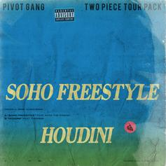 """Pivot Gang Bring Bars Out For """"SoHo Freestyle"""""""