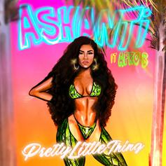 """Ashanti Grabs Afro B For New Single """"Pretty Little Thing"""""""