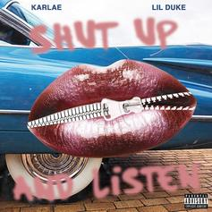 "Karlae & Lil Duke Put On For YSL Records On ""Shut Up & Listen"""