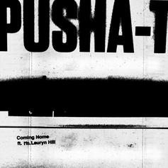 "Pusha T & Lauryn Hill Give Hope To The Incarcerated On ""Coming Home"""
