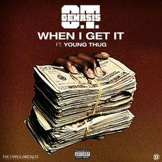"""OT Genasis & Young Thug Bring The Bounce On """"When I Get It"""""""