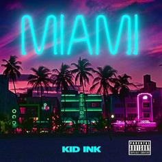 "Kid Ink Details His Vacation On His Single ""Miami"""