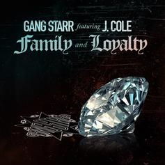 """J. Cole Features On Gang Starr's Surprise New Single """"Family & Loyalty"""""""