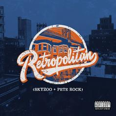 "Skyzoo & Pete Rock Join Forces For Their New Collab Project ""Retropolitan"""