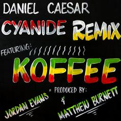 "Daniel Caesar Adds Koffee To The ""CYANIDE"" Remix"