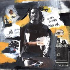 "Lucki Preps Us For His Next Project With ""Nascar Dashcar"""