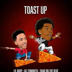 """Lil Baby Is Back With """"Toast Up"""" Ft. Ali Tomineek & Shad On The Beat"""