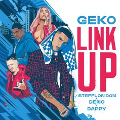 """Stefflon Don Teams Up With Geko, Deno & Dappy On """"Link Up"""""""