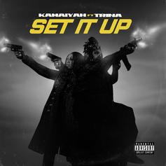 "Kamaiyah Rides With Trina On Wavy Banger ""Set It Up"""