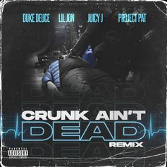 "Project Pat Helps Duke Deuce Flip His Own Song On ""Crunk Ain't Dead (Remix)"""