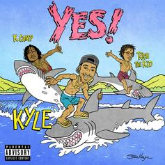 """KYLE Aims For A Summer Anthem With Rich The Kid & K Camp On 'YES!"""""""