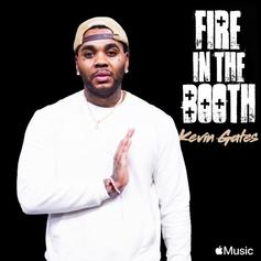 """Kevin Gates Spits Some """"Fire In The Booth"""""""