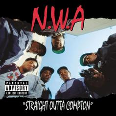 "Eazy-E Snapped On N.W.A'S ""Straight Outta Compton"""