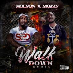 "Mozzy Assists Kolyon On The ""Walk Down"" Remix"