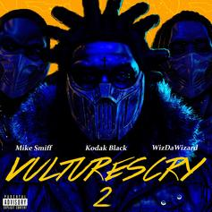 "Kodak Black Releases New Song ""Vultures Cry 2"" With WizDaWizard & Mike Smiff"