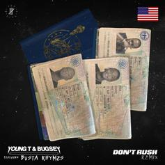 "Busta Rhymes Jumps On Young T & Bugsey's ""Don't Rush"" Remix"