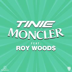 """Tinie Tempah Is Joined By Roy Wood$ On The Remix To """"Moncler"""""""