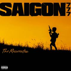 "Saigon Delivers His New Project ""777: The Resurrection"""