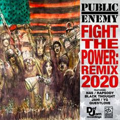 """Public Enemy Release """"Fight The Power: Remix 2020"""" Ft. Nas, YG & More"""