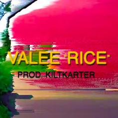 "Valee Drops Off His Latest Single ""Rice"""