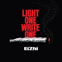 """Elzhi Makes It Look Easy On """"Light One Write One"""""""