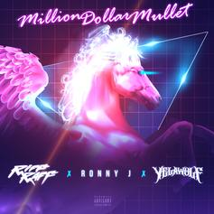 "RiFF RAFF, Yelawolf, & Ronny J Link Up On ""Million Dollar Mullet"""