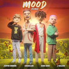 "24kGoldn & iann dior Release New ""Mood"" Remix With Justin Bieber & J Balvin"